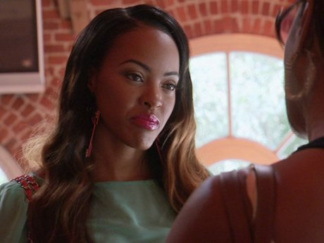 Malaysia confronts Jackie about her issues with her.