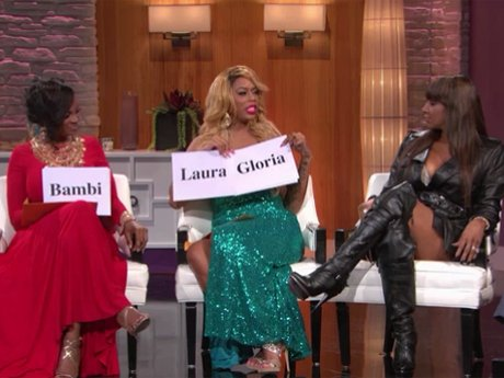 Bambi would vote Gloria and Laura off the show.