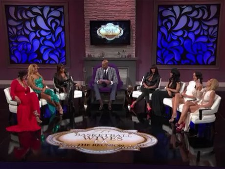 Welcome back to the Basketball Wives reunion!