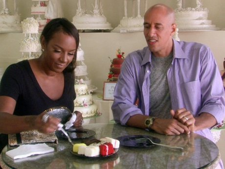 Life is sweet! Jackie and Doug go to a cake tasting for their LGBT themed wedding.