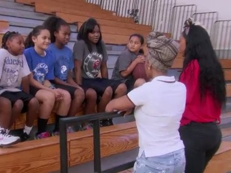 Malaysia and Bambi talk to the kids of Educated Ballers.