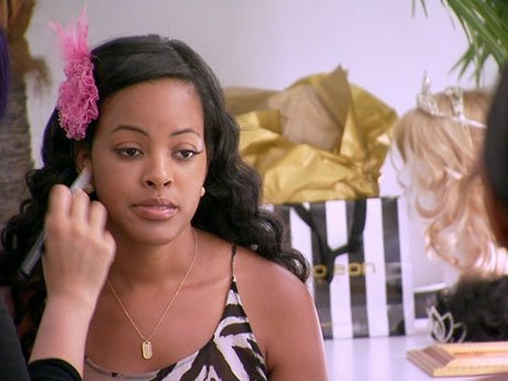 Malaysia and the girls get makeovers for Jackie's bachelorette party.