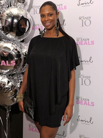 NEW YORK - OCTOBER 28: Jennifer Williams attends DailyCandy's 10th Anniversary party at the Gansevoort Park Avenue South on October 28, 2010 in New York City.