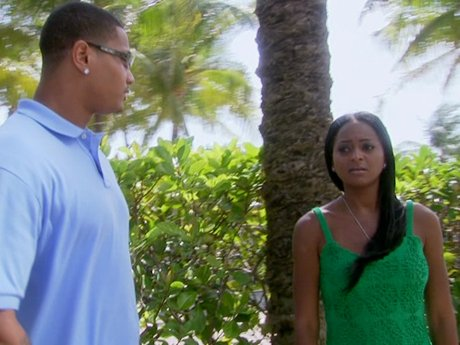 Royce explains to Dezmon how he embarrassed her in front of the one person she is trying to impress.