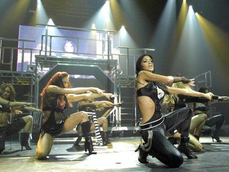 Behind the Music - Nicole Scherzinger