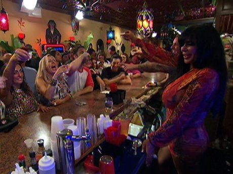 Big Ang knows how to throw a party!