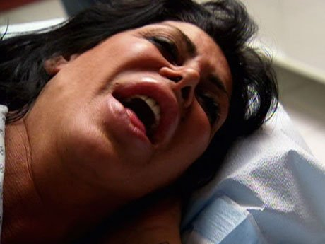 Big Ang struggles with getting a 'complete' cleanse.