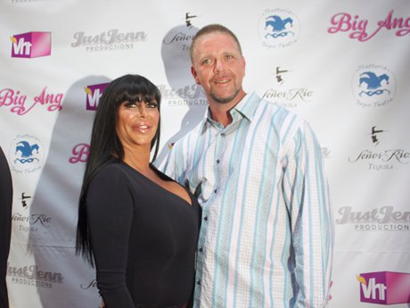 Ang and hubby Neil [Photo: VH1]
