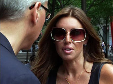 Drew visits Rachel at Ground Zero in New York