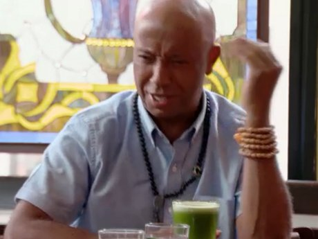 Russell Simmons shares his approach to life with Jim and Chrissy.