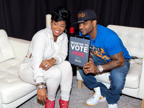 The Life And Style Of Chrissy Lampkin And Jim Jones