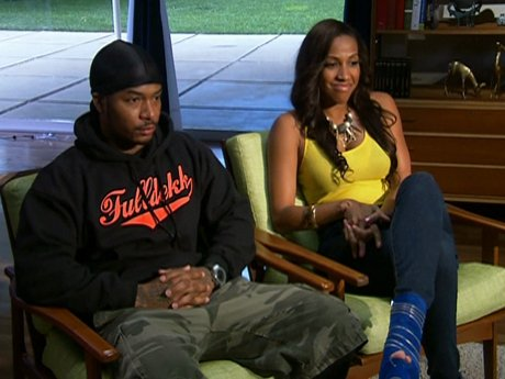 Chingy and Temple discuss their decision with Dr. Jenn.