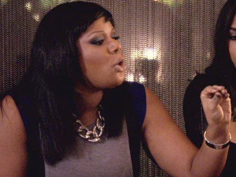 Ms. Drama tells Viv how she really feels.