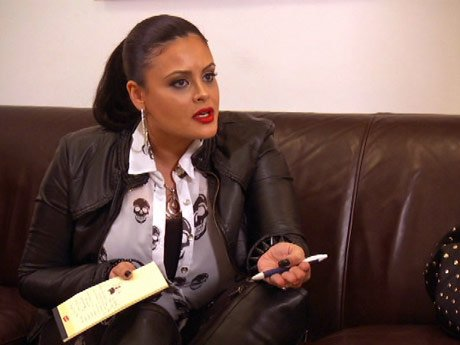 Viv defends her actions to K. Foxx.