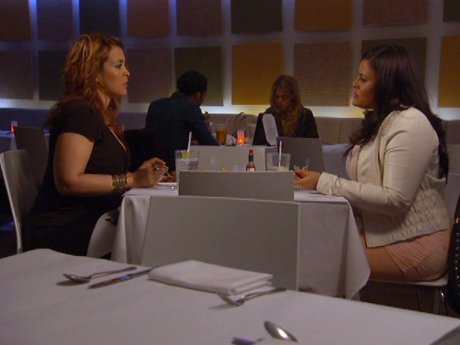 Vivian opens up to Kim about Kayden.