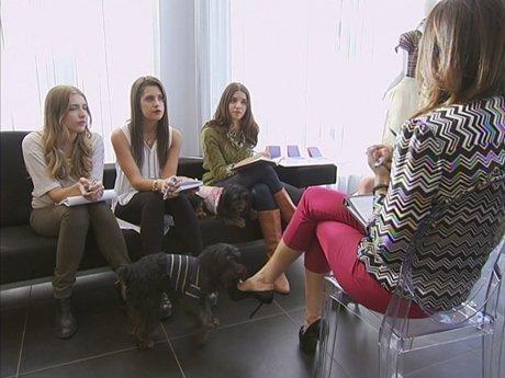 Corri discusses her brand ambassador program.