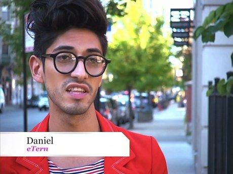 Daniel is not feeling the eTern responsibilities.