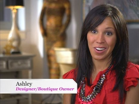 Ashley is a boutique owner who is ready for a closet clean out.