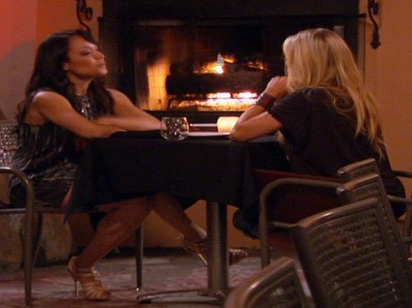 Mayte and Jessica finally talk through their issues.
