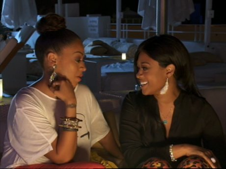 Trina is going to make sure La La doesn't dwell on Melo.