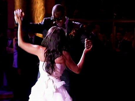 La and Mel's dance