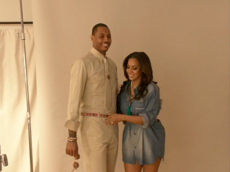 La La and Melo make one sexy and stylish couple!