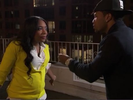 Yandy and Mandeecees argue over Yandy moving out.