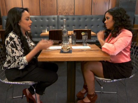 Lore'l talks about her career with Angela Yee.