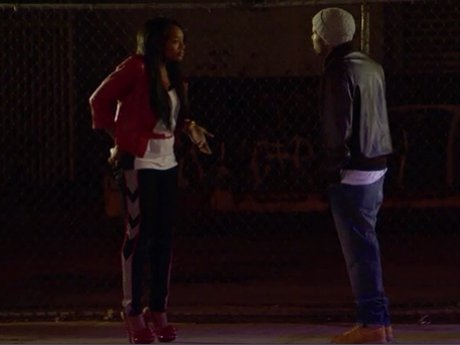 Yandy and Mandeecees argue about his fight with her cousin.