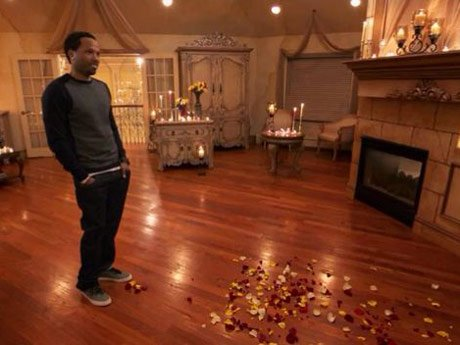 Mandeecees proves he can be romantic.