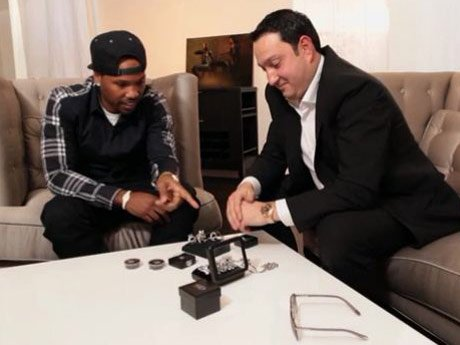 Mandeecees goes ring shopping.
