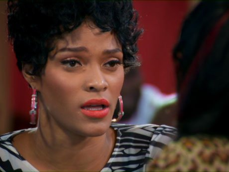Joseline and Karlie discuss their potential collaboration.