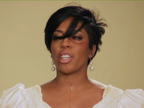 K Michelle Short Hairstyles 2012 Hip Hop Atlanta | Ep. 110 | K.Michelle's Ever Changing Hair | VH1.com
