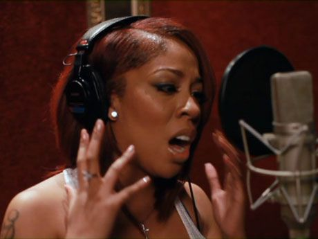 K Michelle s Ever Changing  K Michelle Real Hair