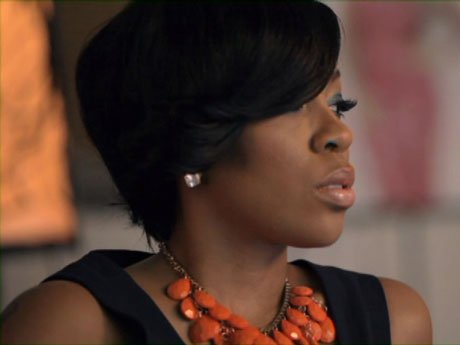 K Michelle Hairstyles 2013 Love & Hip Hop Atlanta | Ep. 110 Photos | K.Michelle's Ever Changing