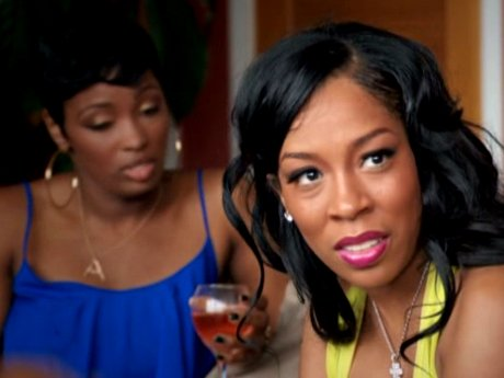 K.Michelle, Ariane, and Mimi catch up.