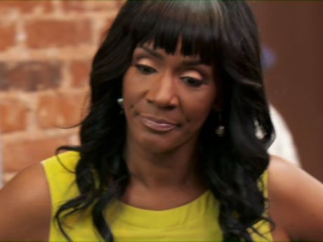 Momma Dee does not approve of Scrappy trying to mend things with Erica.