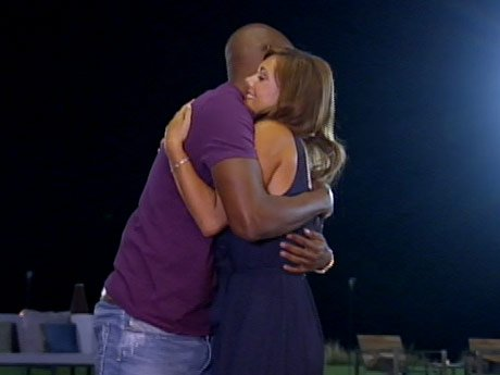 Lindsay says goodbye to Lamarr.