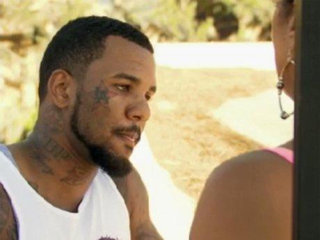 Jayceon tells Tiffney he loves her.