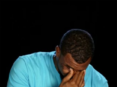 Jayceon gets very emotional when he realizes he's losing Tiffney.
