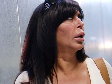 Big Ang is over the drama.