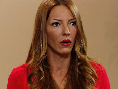Drita describes her surprise when she saw Lee waiting for her at home.