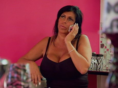 Big Ang gets hit with the news that neither Renee or Love will attend her party.