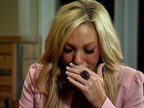 Renee gets emotional about Nora's statements to her brother Frankie.