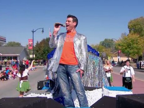 GRS shines in the Oktoberfest parade