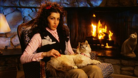 Stevie Ryan as The Least Interesting Woman In the World.