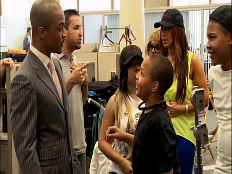 Damani thinks he can do T.I.'s job better than him. What do you think?
