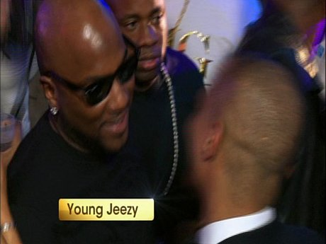Young Jeezy wishes T.I. a happy birthday.