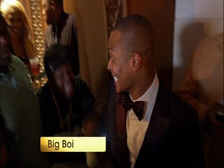 Who's the big boy now? Big Boi congratulates T.I. for turning 32.