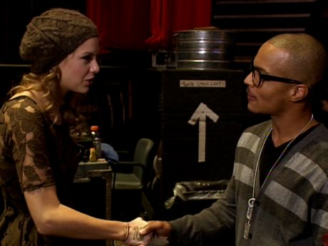 America's Sweetheart and the King of Southern Rap meet at last. Music to my ears!